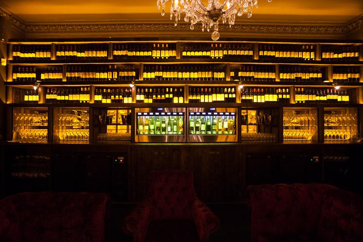 Leeson Wine Room